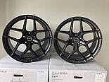 """Диски BRIXTON RF7 Radial Forged цвет Satin Gunmetal 20"""" BMW 7 G11 / G12, фото 2"""