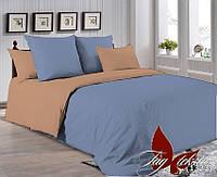 Комплект постельного белья полуторный P-3917(1323) ТМ TAG 1,5-спальный, постельное белье полуторка