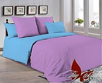 Комплект постельного белья полуторный P-3520(4225) ТМ TAG 1,5-спальный, постельное белье полуторка