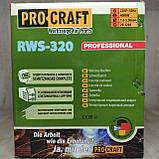 Зварювальний апарат Procraft RWS-320 + Болгарка + Маска хамелеон, фото 6