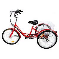 Трехколесный велосипед для взрослых VEOLA TRIKE