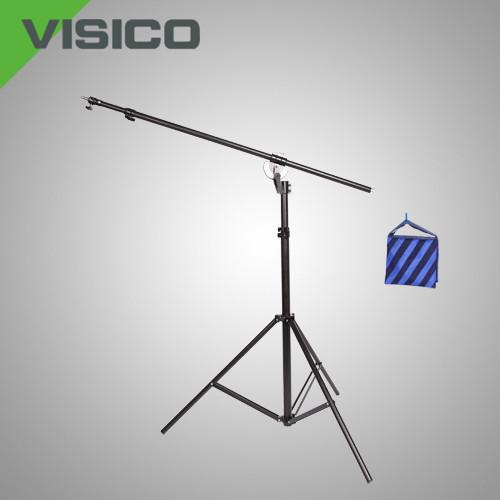 Журавль Visico LS-8010B для для студийного света для фото видео, нагрузка до 5 кг