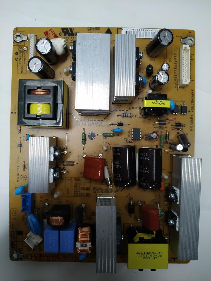 Блок питания EAX55176301/10 REV 1.0 LGP32-09P для LG 32LH2000