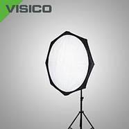80см Портретная тарелка разборная Visico FB-080 Beauty Dish, Bowens, фото 8
