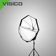 120см Софтбокс октобокс Visico FB-080 Beauty Dish, Bowens, фото 2