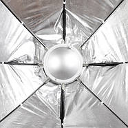 120см Софтбокс октобокс Visico FB-080 Beauty Dish, Bowens, фото 6