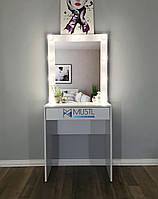 Макияжный столик с гримерным зеркалом Slim 70