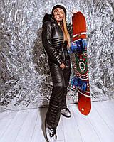 Женский лыжный зимний комбинезон, в расцветках ОЛ-4-0120