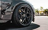 """Диски BRIXTON RF7 Radial Forged цвет Satin Gunmetal 20"""" BMW 7 G11 / G12, фото 4"""