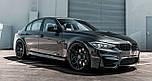 """Диски BRIXTON RF7 Radial Forged цвет Satin Gunmetal 20"""" BMW 7 G11 / G12, фото 5"""