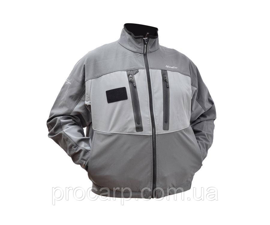 Куртка Formax Nordics Soft Shell Grey L