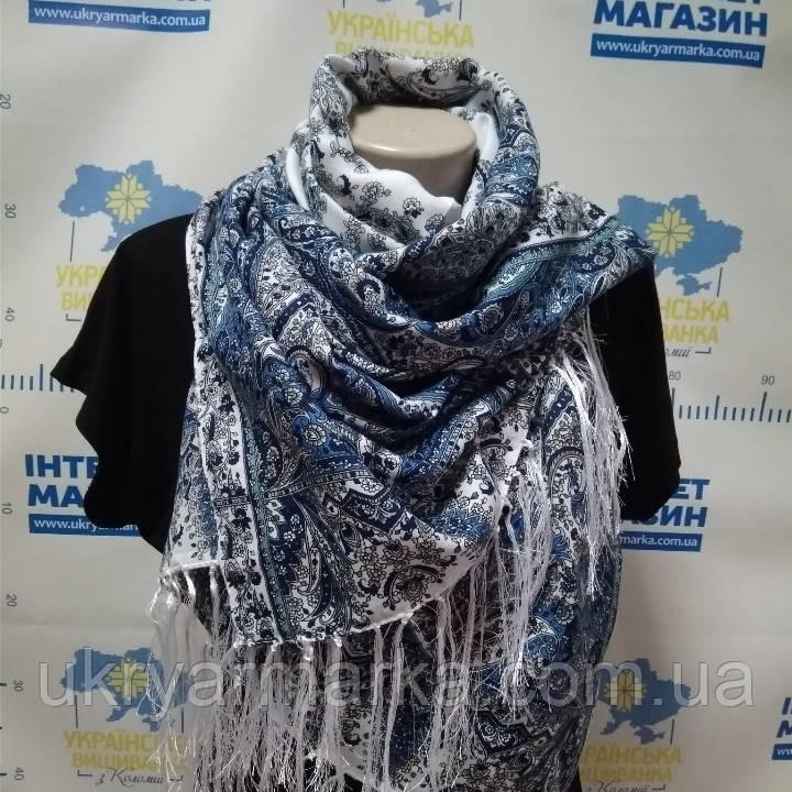 """Жіночий шарф """"Зоряний шлях"""""""