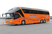 Аренда/Заказ автобуса 55 мест EURO 5 по Киеву, Европе. Без посредников