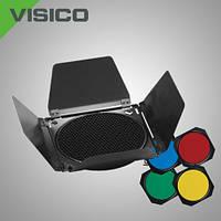 Шторки з сотами і фільтрами Visico BD-200