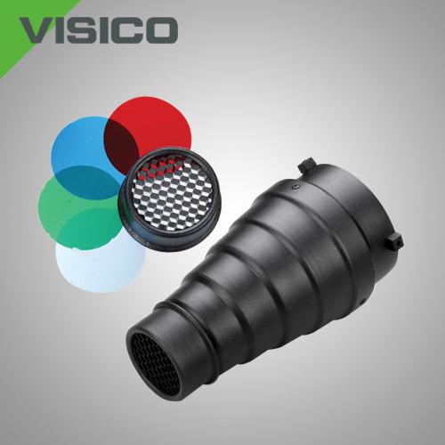 Тубус с сотами и фильтрами Visico SN-303