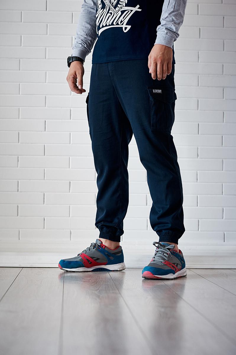 БРЮКИ CARGO NVY, удобные, качественные брюки