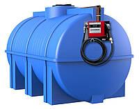 Мини АЗС 3,5,7,10 м³ Bosch, емкость пластиковая, цистерна для ГСМ, топливный модуль