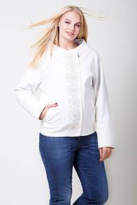 Пальто 2-348 Белый