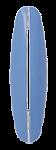 Вставка ABB EL-Bi Zirve SilverLine синий (пара), Турция