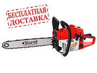 Бензопила Sturm 1,7 кВт, 405 мм GC9938B, фото 1