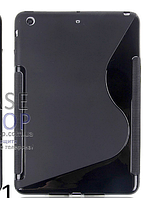 Силіконовий чохол X-Line для планшетів для Samsung Galaxy Tab 4 10.1 T530/T531 (Черный)