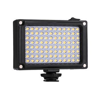 10,5x8,8x3,5см Накамерный светодиодный свет - панель Puluz PU4096 Led