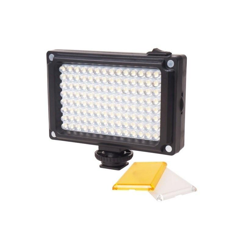 10,5x8,8x3,5см Накамерне світлодіодний світло - панель Puluz PU40112 Led