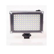 10,5x8,8x3,5см Накамерне світлодіодний світло - панель Puluz PU40112 Led, фото 2