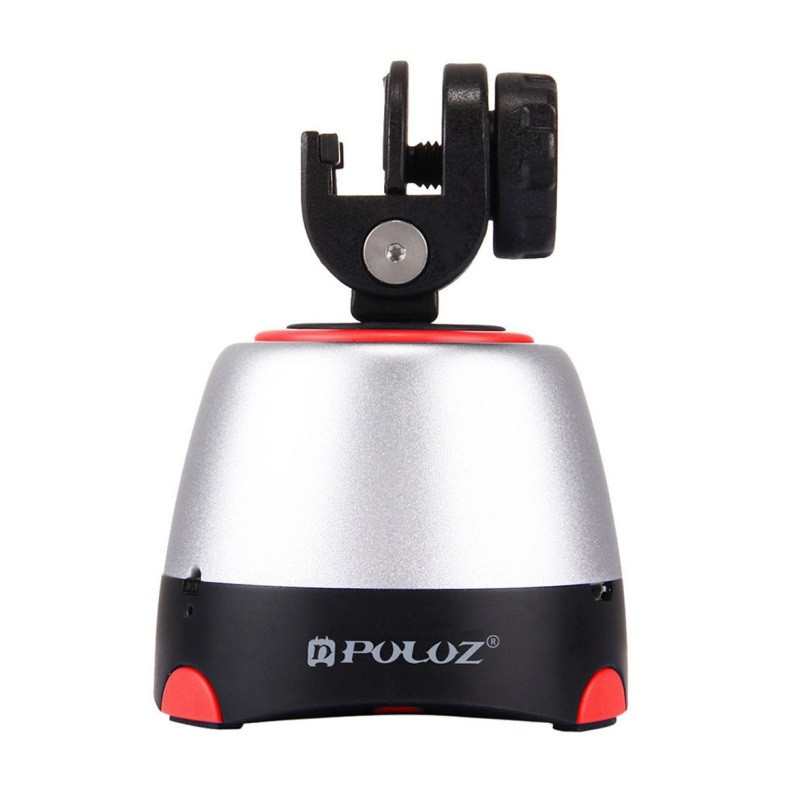 Головка для панорамной съёмки Puluz PU360R (red)