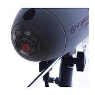 150Дж Студийная вспышка Visico VL-150 Plus, Bowens, фото 5