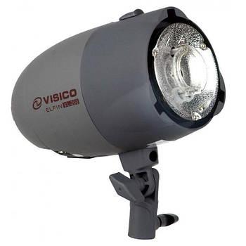 200Дж Студійний спалах Visico VL-200 Plus, Bowens