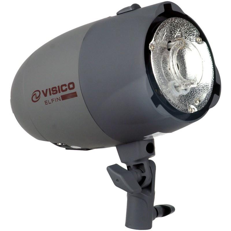 400Дж Студийная вспышка Visico VL-400 Plus, Bowens