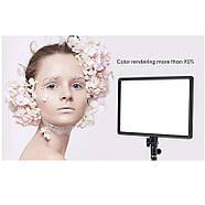 35x24x3см Постоянный светодиодный свет - панель Visico LED-50A Soft Light, фото 6