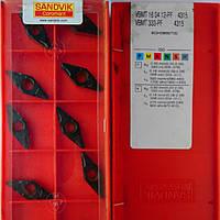 VBMT 1604012-PF 4315 Sandvik Original Пластина твердосплавная