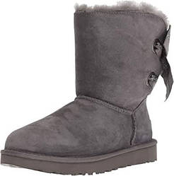 Ботинки UGG Женские угги UGG CUSTOMIZABLE BAILEY Bow Short Boot 1098075-GR