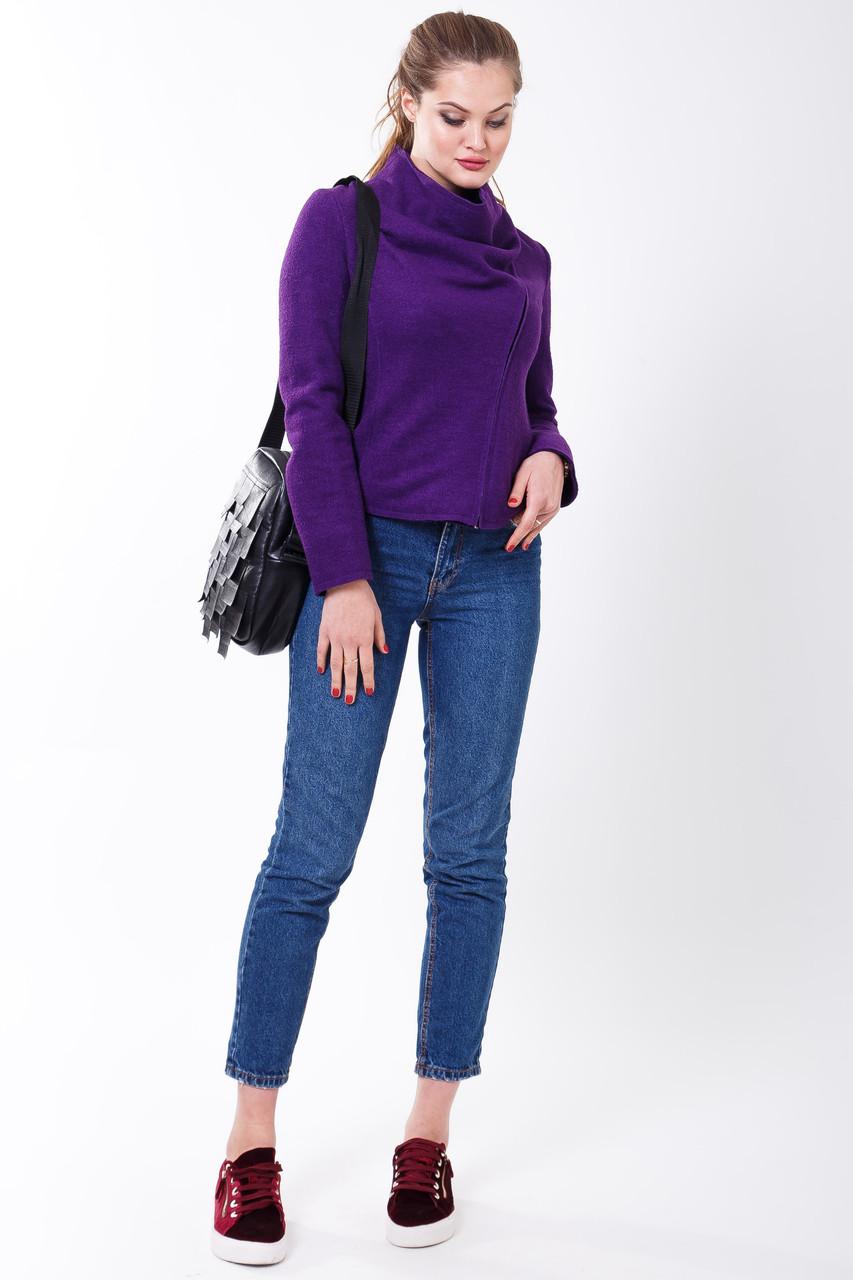 Жакет 3-014 Фиолетовый