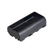 Аккумулятор Visico NP-F550 для LED осветителей, фото 2