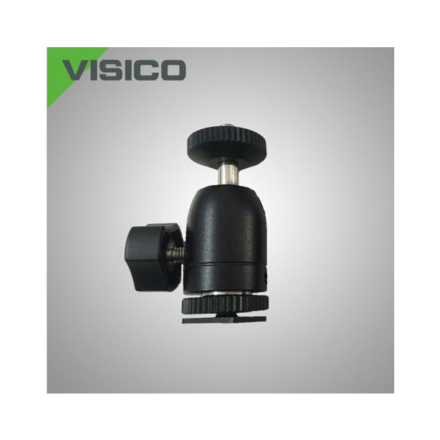 Крепление с шаровой головкой в горячий башмак Visico M11-052B shoe mount