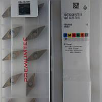 VBMT 160408-PS T9115 Tungaloy Original Пластина твердосплавная