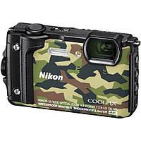 Цифровой фотоаппарат Nikon Coolpix W300 Camouflage (VQA073E1), фото 1