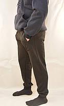 Штаны спортивные трикотажные под манжет S - XXL  Брюки повседневные мужские, фото 2