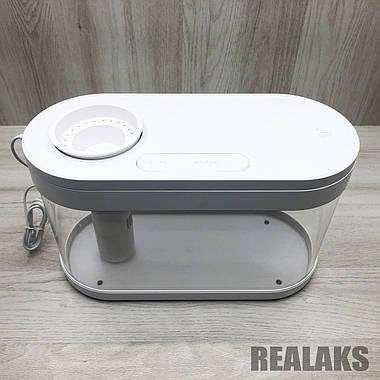 Аквариум Xiaomi Geometry Fish Tank Aquaponics Ecosystem 10 л White, фото 3