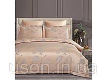 Комплект постельного белья  Тм Arya евро размер Majestik  Brina