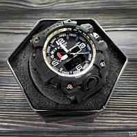 Легендарные мужские часы Casio G-Shock GWG-1000 черные