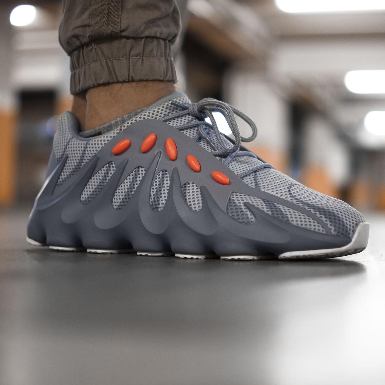 Мужские кроссовки Adidas Yeezy  451, Реплика