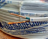 """Провод  ВВГп нгд-2  2*2,5 """"КабельОдесПласт"""" (кабель в полном сечении) 100м.п"""