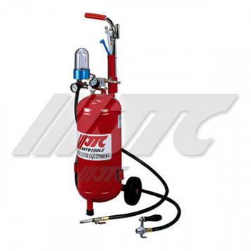 Пристрій для відкачування технічних рідин вакуумне JTC 1032