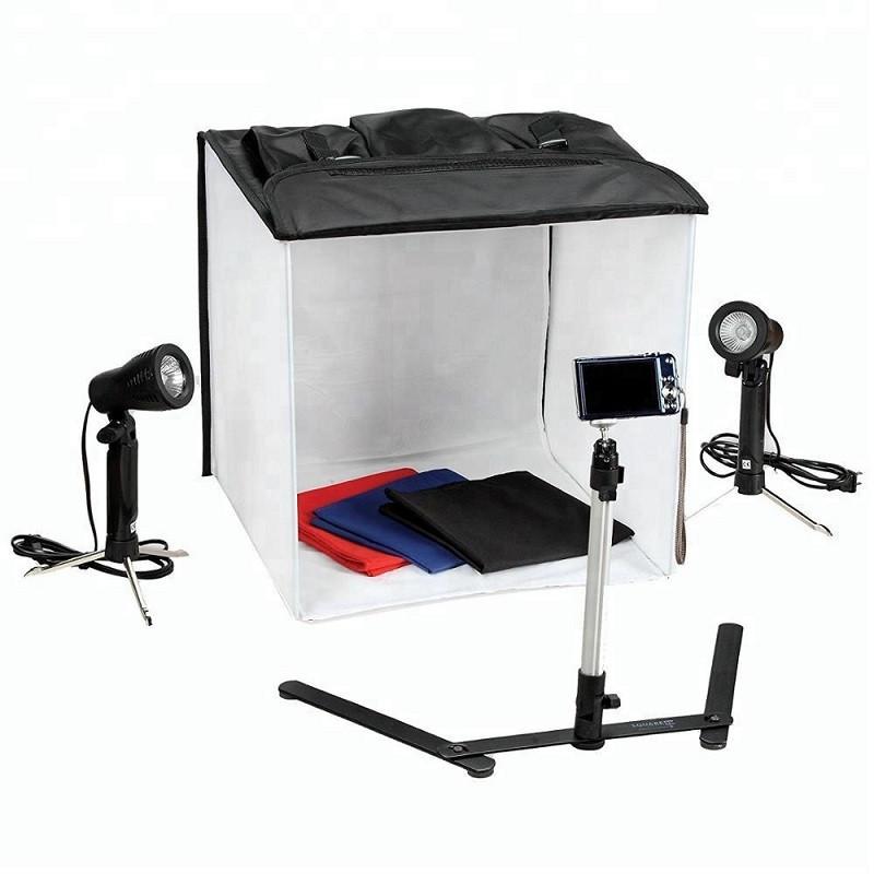 60x60x60см Набор для предметной съёмки Visico PT-03 Table Top