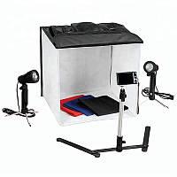 60х60х60см Набір для предметної зйомки Visico PT-03 Table Top