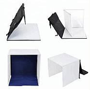 60x60x60см Набор для предметной съёмки Visico PT-03 Table Top , фото 5